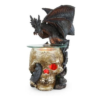 1000 images about oil warmers on pinterest pewter oil warmer and ponds - Dragon oil warmer ...