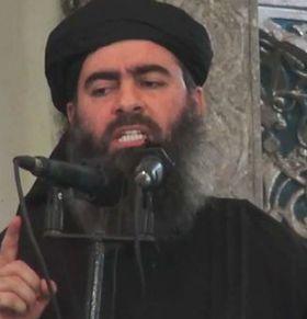 Abou Bakr el-Baghdadi, chef de Daesh