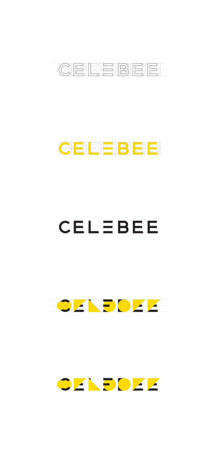 LOGO design and branding for the Korean fashion brand CELEBEE, new visual was launched in China mainland in march 2016.