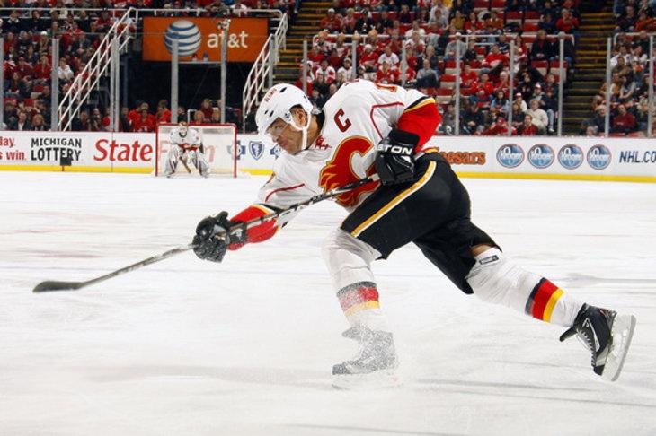 Jarome Iginla, Calgary Flames
