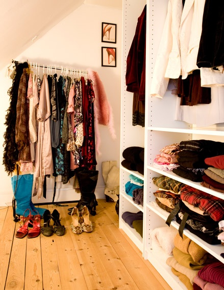 Superb Walk In Closet. Decorated By Stylize.dk. Photo By LeneK. Decorating ...