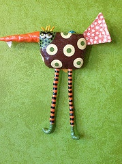 This One Toof Goof Bird is looking for a home!
