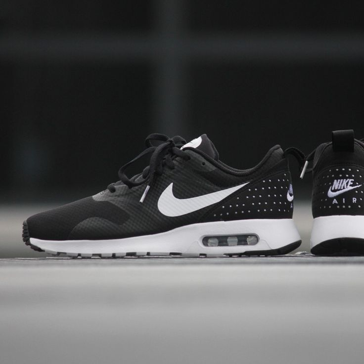 Nike Air Max Tavas Black White (705149-009) https://www