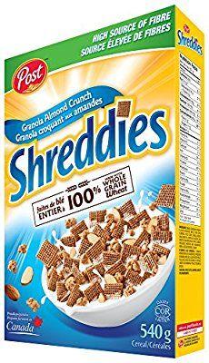 Post Shreddies Granola Almond Crunch, 540g