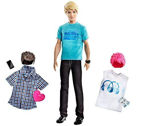 Mattel x2344 - barbie társkereső fun ken