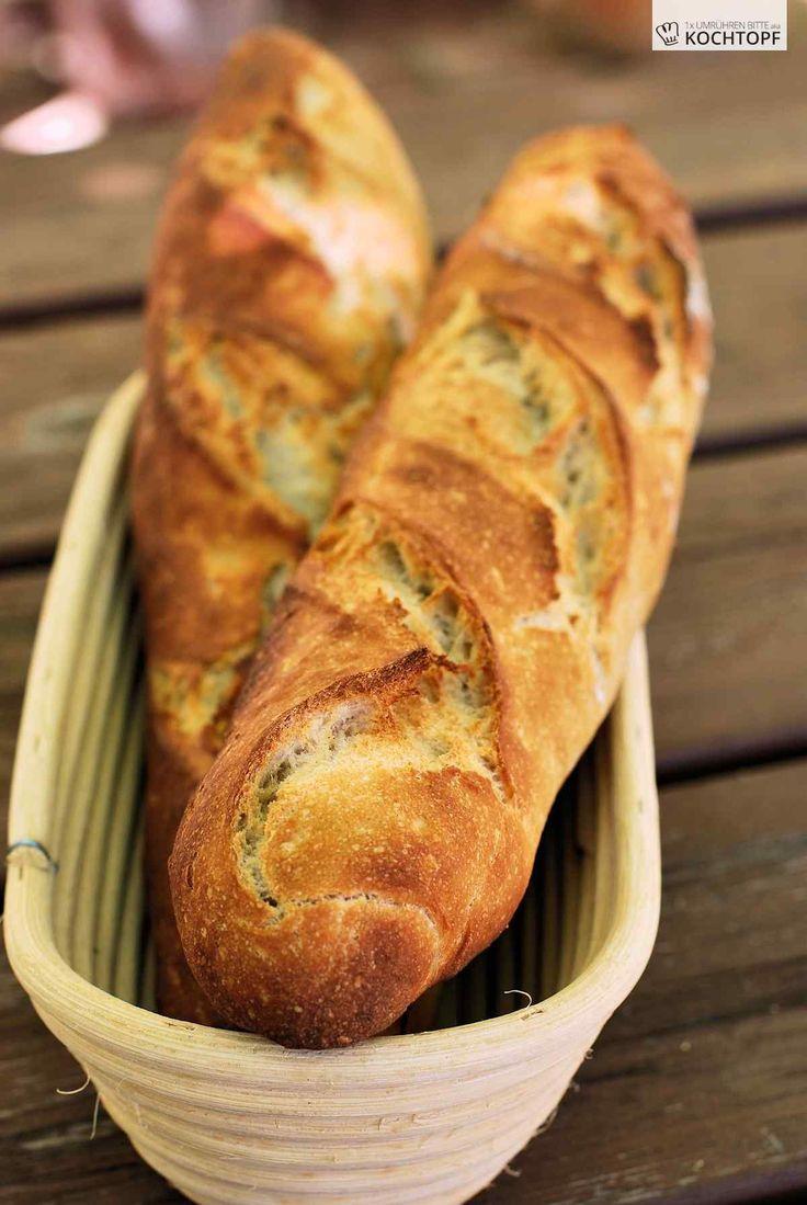 Kartoffel-Brotstangen