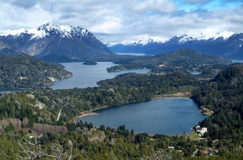 El Lago Nahuel Huapi argentina - Buscar con Google
