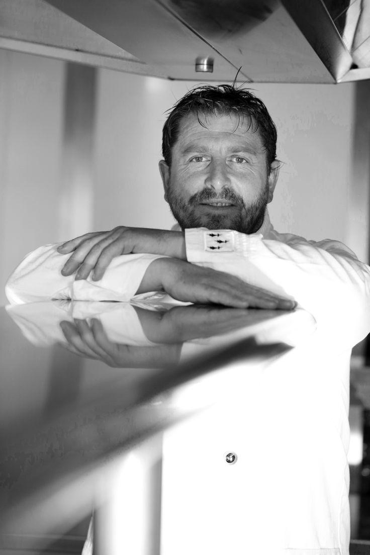 Olivier Bellin - L'Auberge des Glazicks, Plomodiern -2 étoiles au Guide Michelin