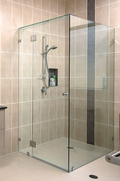 Nice shower screen STEGBAR Showerscreens 2008-04