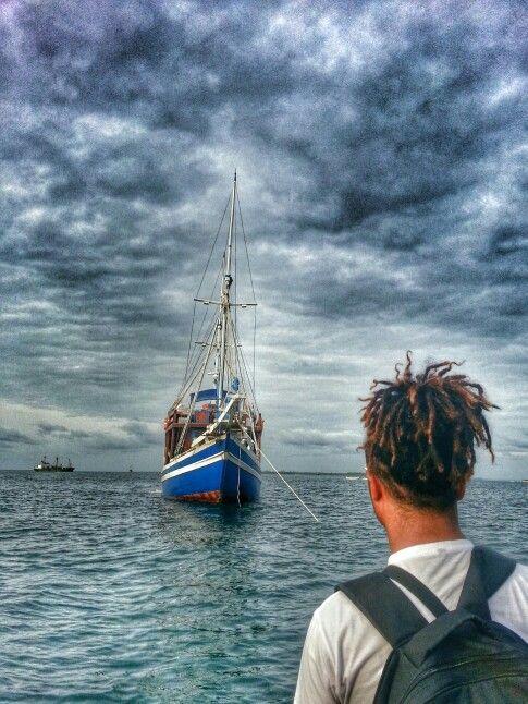 MV. Putri Indonesia, Sorong, West Papua