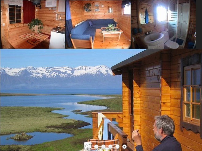 What now?.... Take the challenge. Travel to the cool places. To Iceland. To Husavik. To the whale watching capital of the North. The true peaceful wilderness of North Iceland. Discover more:http://www.ivhe.com/properties/home-exchange/listing/0079