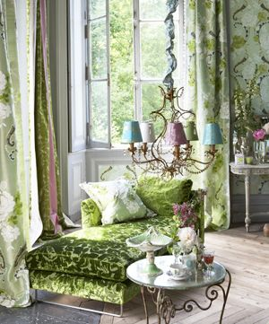Designers Guild Dandy : Perfect for tea time !