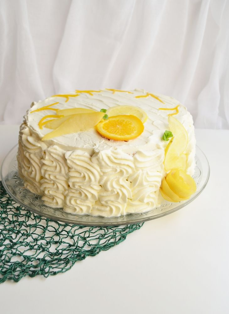 Quice cream cake