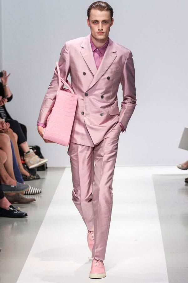 mens pink suit | Men Style Fashion | Alternative Men's Suits - Suits with a Difference ...