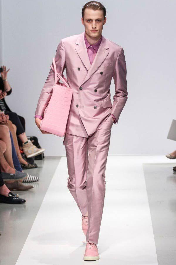 Pink Suit Alternative Men And Men 39 S Suits On Pinterest