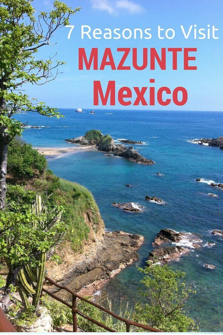 Top 7 Reasons to Visit Mazunte, Mexico