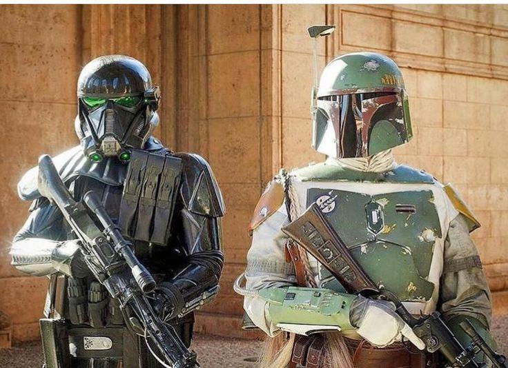 Boba Fett Death Trooper