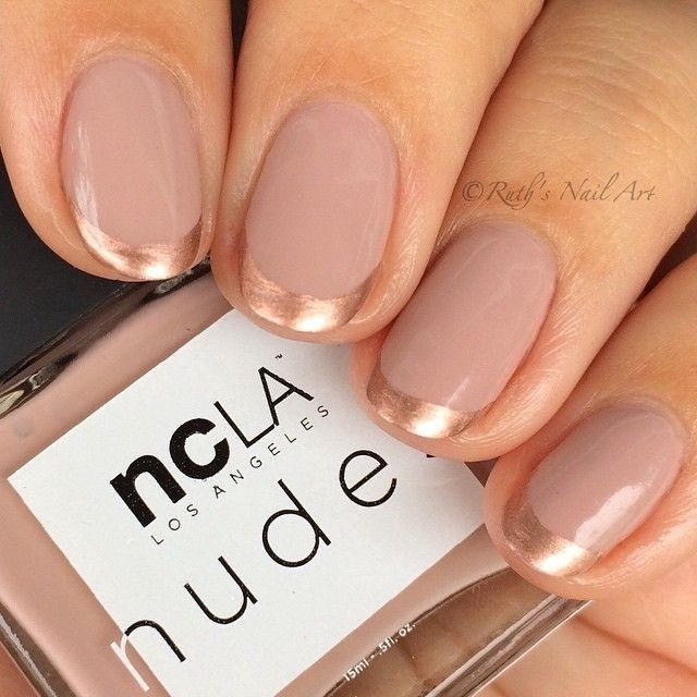 Now Trending: Fall 2016 - Nude Nails. As we begin to think about switching out our shorts for sweaters and sandals for sneakers, lets delve into the hottest nail colors we should be rocking this fall!