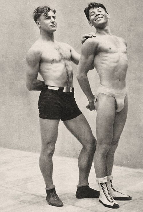 gays in early 1900s
