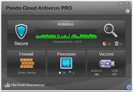 Panda Cloud Antivirus Pro obtient la certification Virus Bulletin VB100