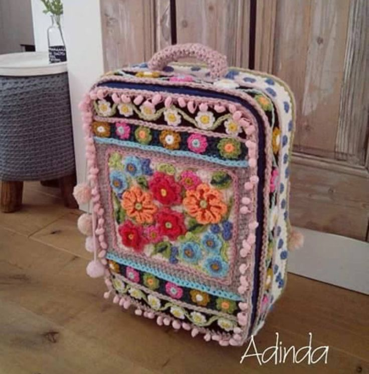 I am going for a trip and I will take with me...... Another creation of Adinda Zoutman