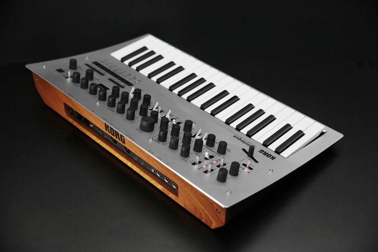KORG's new $500 minilogue analog polysynth, in a nutshell - cdm createdigitalmusic
