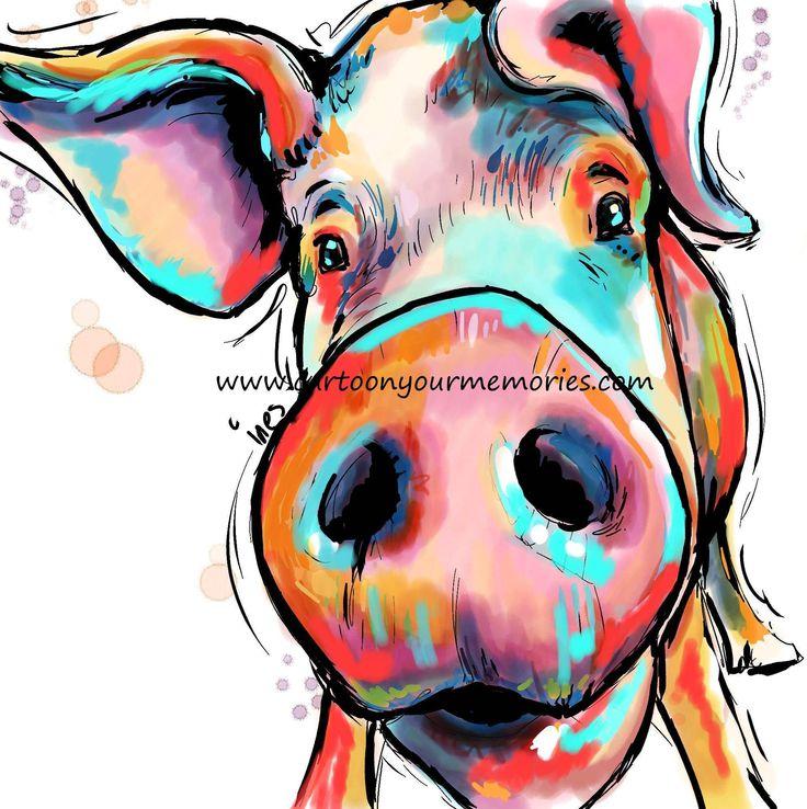 25+ best ideas about Pig face paint on Pinterest | Cheek ...