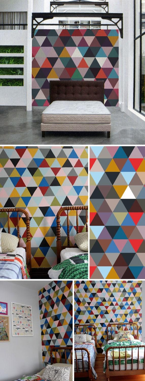 17 meilleures id es propos de peintures murales sur pinterest chambres carte murale du. Black Bedroom Furniture Sets. Home Design Ideas