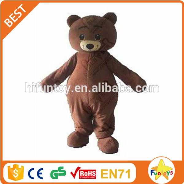 Check out this product on Alibaba.com App:Funtoys CE factory teddy bear used mascot costume for sale https://m.alibaba.com/yABrIz
