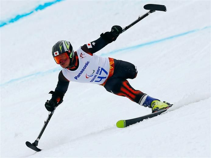 Super combined skiing champions crowned