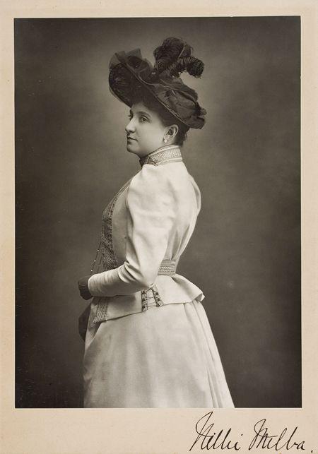 Nellie Melba | Dame Nellie Melba