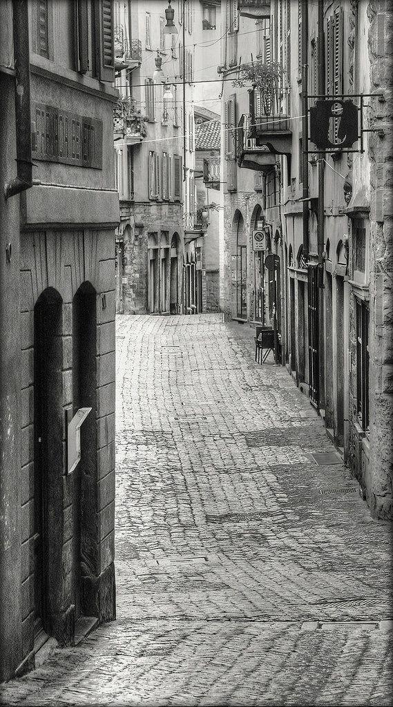 Bergamo, Lombardy_ Italy