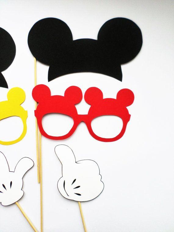 17 mejores ideas sobre orejas de mickey mouse en pinterest for Cabina del mickey