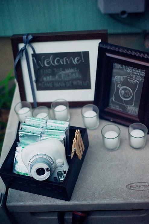 Polaroids. We're doing this.