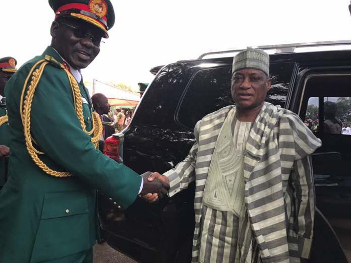 PRESCOM: FG Plans Commission for the Control of Arms and Weapons
