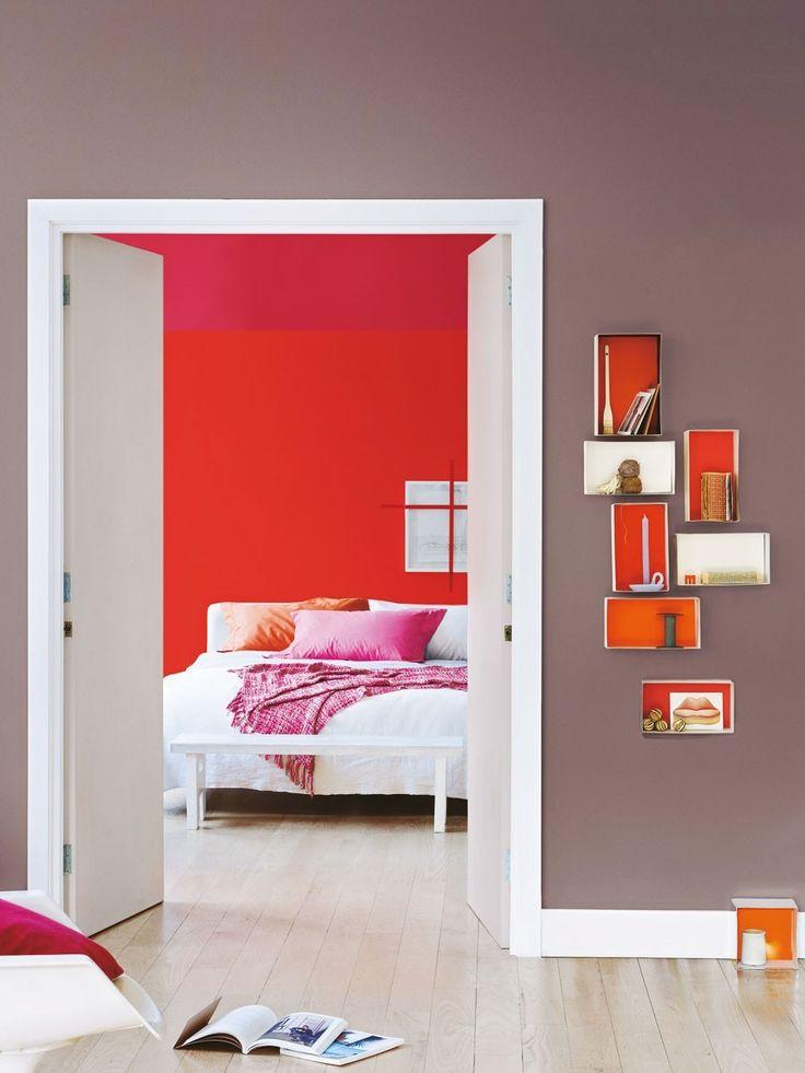 Der Frühling kommt, und mit ihm die Lust auf frische Farben. Mit leuchtenden oder sanften Tönen verändern Sie im Handumdrehen Ihr Zuhause.