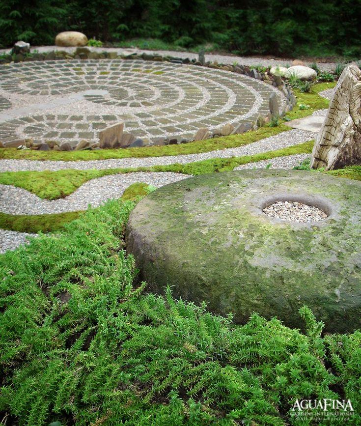 122 Best Meditation Garden Images On Pinterest | Garden Ideas, Labyrinth  Garden And Labyrinth Maze