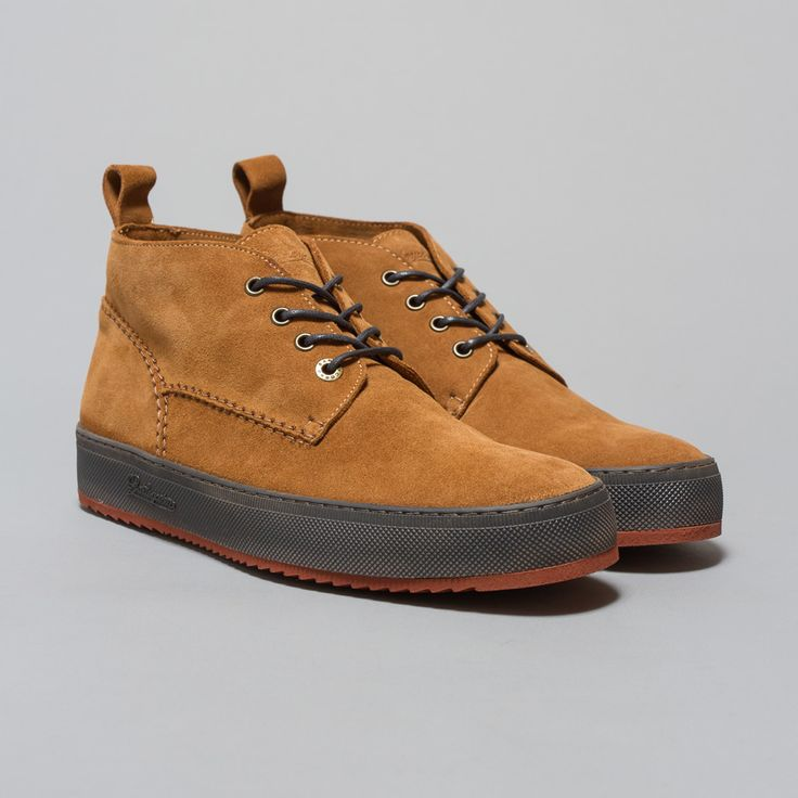 Barleycorn Classic in Honey Suede