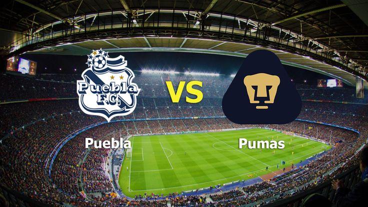 Ver Puebla vs Pumas EN VIVO Online LigaMX Domingo 20 de Noviembre 2016