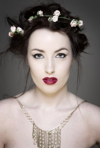 Model: Niamh Fitzsimons Photography: Martin at Ruth Foran Photography Hair: Statement Salon Make Up Artist: Marie Joseph Styling: Karen Forde