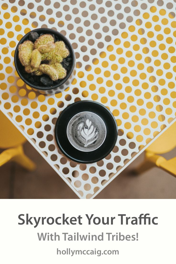 Want to skyrocket blog traffic? Join my Tailwind Tribes for Pinterest to help you achieve more eyes on your content! It's really a beautiful thing using Tailwind to schedule my posts in advance. With traveling, I can fill up my Pinterest schedule and not worry, things go on while I'm away.  via @hollymccaig #pinterestmarketing #pinteresttribes