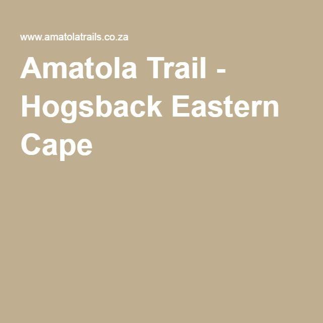 Amatola Trail - Hogsback Eastern Cape
