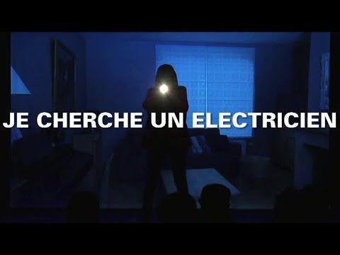 Lizzy Ling - UN ELECTRICIEN BRANCHÉ - Paroles (Lyrics)