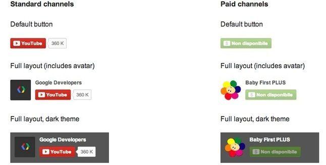 """YouTube: come aggiungere il pulsante """"Iscriviti"""" al proprio sito - Programmi GT"""