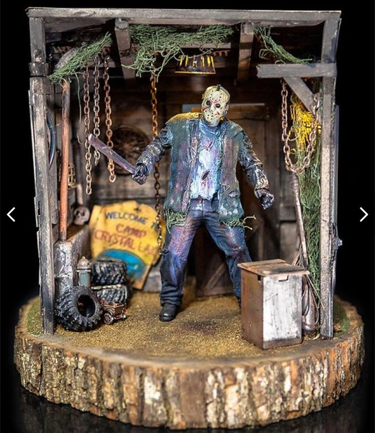 Pin By Juan On Juguetes Y Dioramas Horror Decor Classic Horror Movies Horror Room