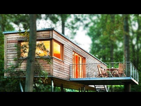 The Baumgeflüster Treehouse Resort in Lower Saxony | Germany | Baumraum ...