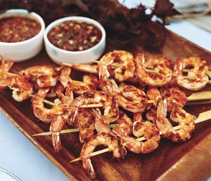 20 Healthy Seafood RecipesSeafood Recipe, Sauces Recipe, Sauce Recipes, Dips Sauces, Dipping Sauces, Tamarind Sauces, Tamarind Dips, Spicy Tamarind, Grilled Shrimp