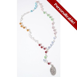 The Chaplet of St. Michael. Nine groups of three beads makes up the St. Michael chaplet. St. Michael, Pray for us! $16.95 #CatholicCompany