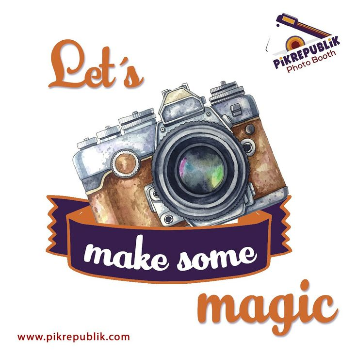 We can all make incredible things happen. www.pikrepublik.com  #PikRepublik #photobooth #smile #photoboothfun #pikusa #events #magic #quotes #love #smile
