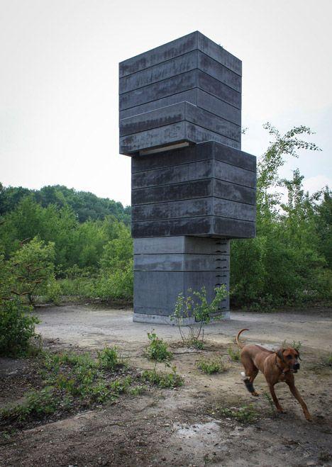#architecture : One Man Sauna by Modulorbeat